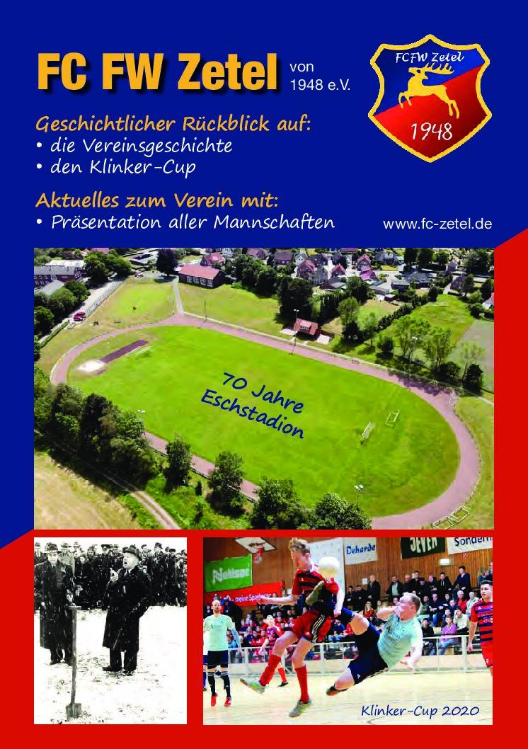 FCFW Zetel Broschüre